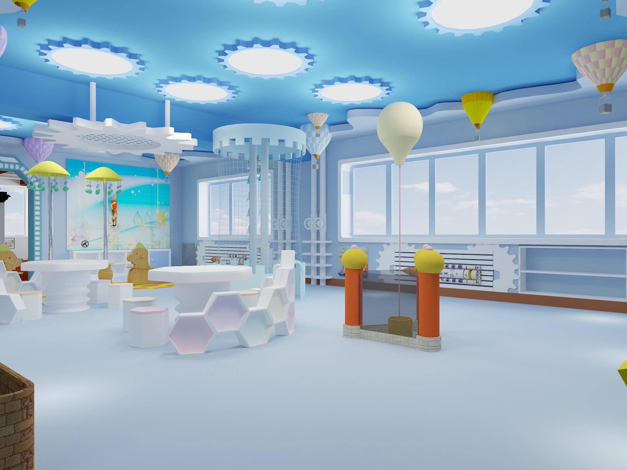幼儿园装修设计注意事项 幼儿园设计如何选择色彩