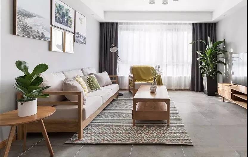 客厅地毯选配技巧 如何挑选适合的地毯