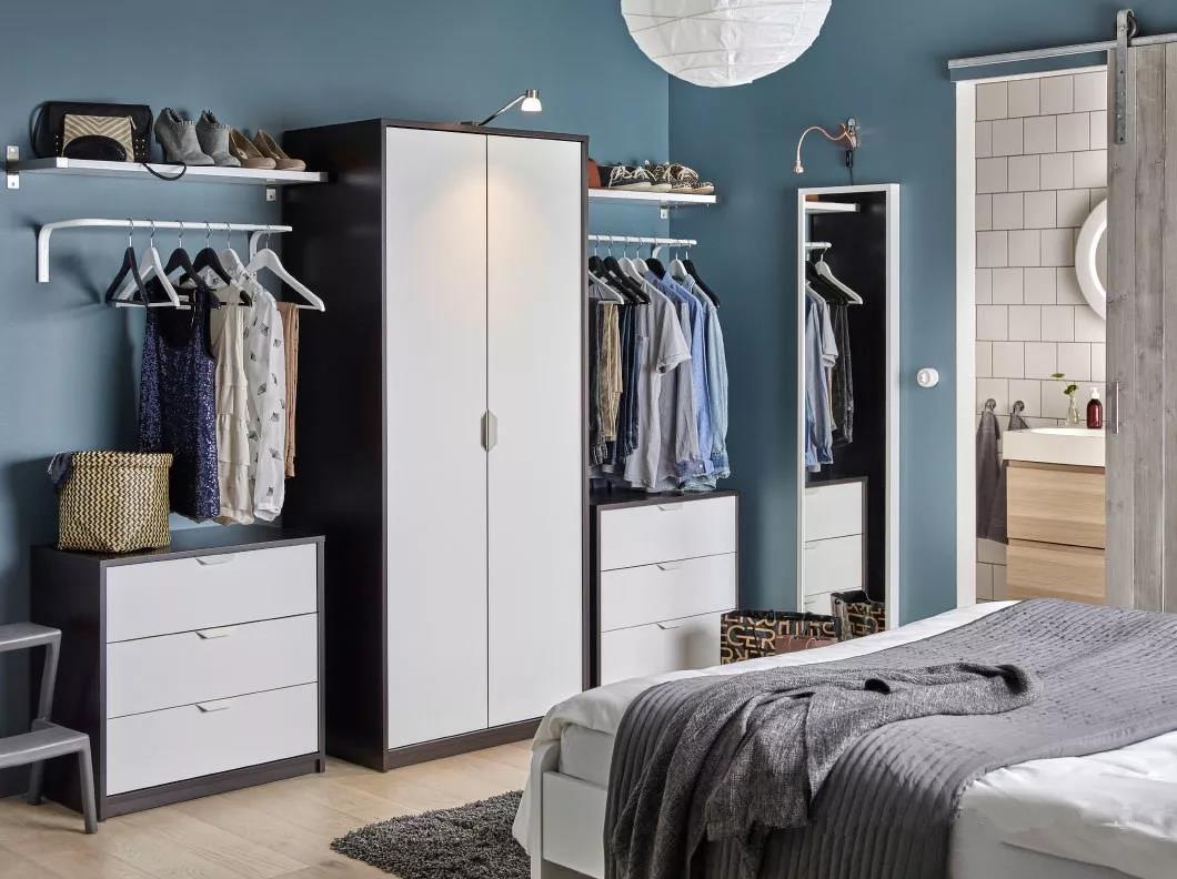 衣柜怎么选好?2019衣柜设计方案合集 总有一款适合你