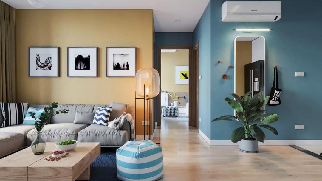 小户型室内装修设计注意事项   2019小户型装修设计效果图