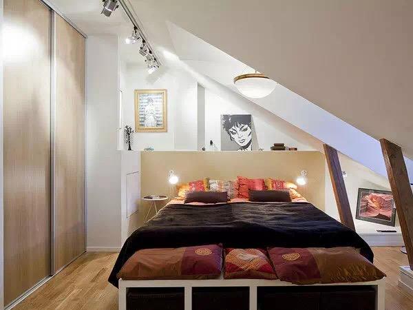 10平米卧室装修设计技巧 小卧室如何装修设计好