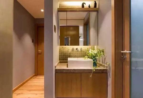 卫生间洗漱台制作方式及风格 2019卫生间洗手盆装修效果图