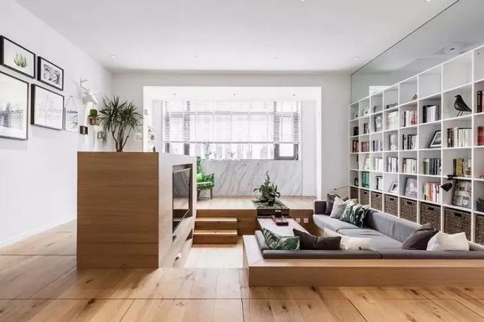 客厅装修设计的8个原则与有哪些注意要点