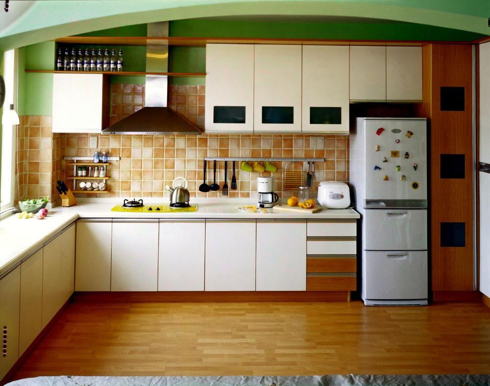 2019小戶型廚房如何裝修設計?小戶型廚房裝修效果圖大全