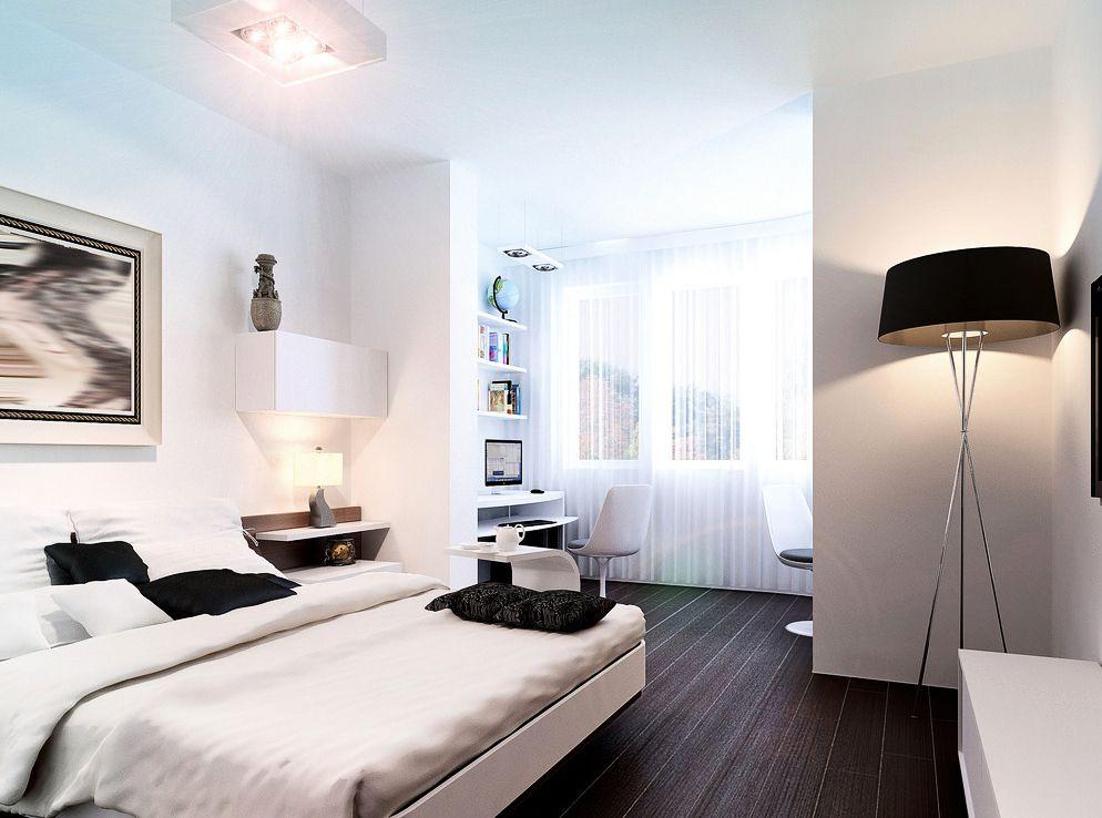 臥室連接小陽臺怎么設計好?臥室陽臺裝修設計要點