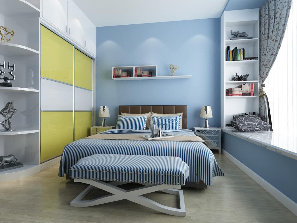 卧室颜色风水禁忌介绍 卧室颜色风水搭配怎么做