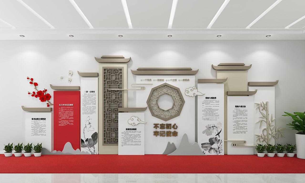 公司一定要设计文化墙吗?如何设计出有特色的文化墙?