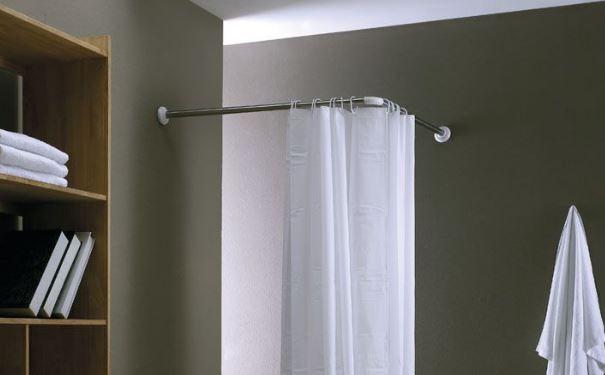 2017年卫生间浴帘杆十大品牌有哪些
