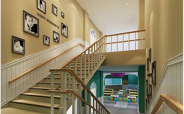 家居楼梯墙裙装修设计技巧 家居楼梯墙裙装修设计效果图
