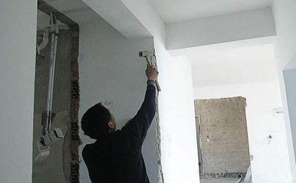 装修时哪些墙不能砸 装修砸墙注意事项