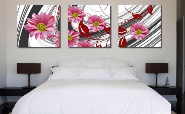 如何利用壁画进行装饰 壁画装饰图片欣赏