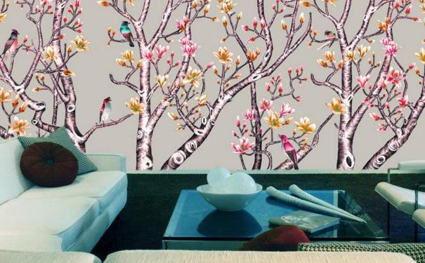 家装手绘壁画怎么画 手绘壁画的价格