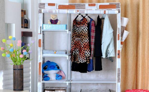 折叠式衣柜的特点 折叠式衣柜的选购方法