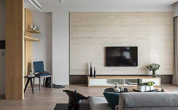 日式客厅电视墙颜色如何搭配 日式客厅电视墙颜色搭配技巧