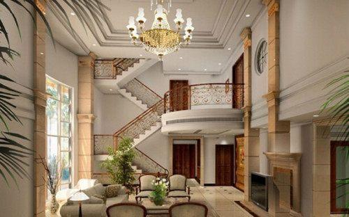 家庭楼梯装修效果图大全 这样的创意楼梯造型实在好看