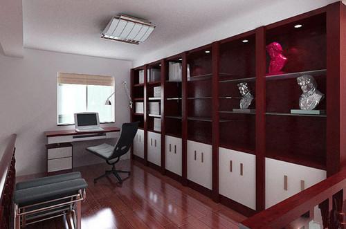 7平小书房兼卧室装修图 7平小书房兼卧室装修案例