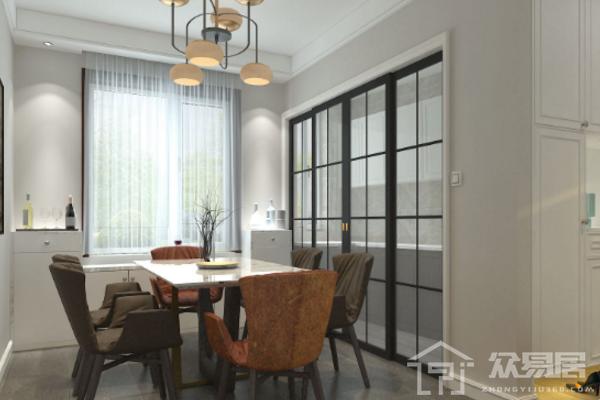 温州现代小清新装修风格案例 打造家居小清新风