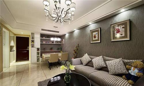 2018三居室简约装修效果图大全 打造完美简约装修小三房