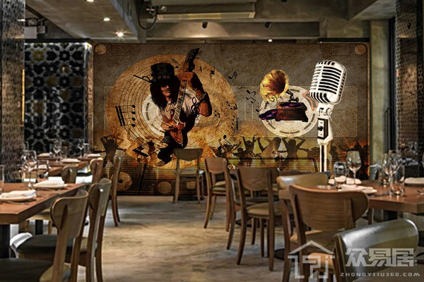 2019酒吧墙面装修效果图 酒吧墙面装修设计要点