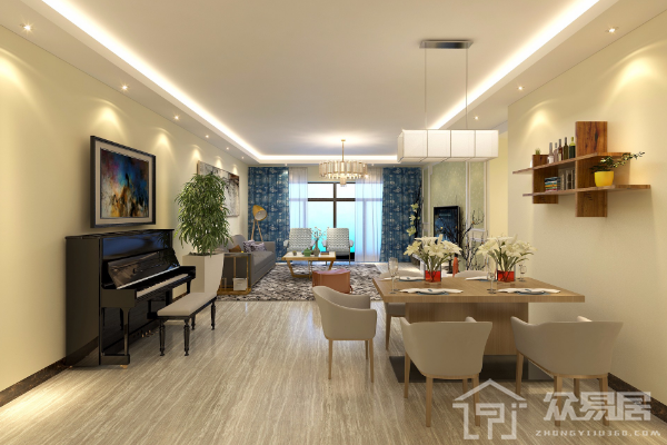 厦门80平米两室一厅装修多少钱 80平米两室一厅装修价格