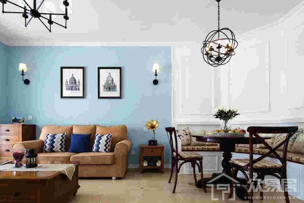 2019客厅拐角柜装饰效果图 客厅拐角柜这样装饰太经典了