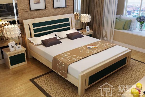 中国十大实木床品牌有哪些 2019最新十大实木床品牌排名