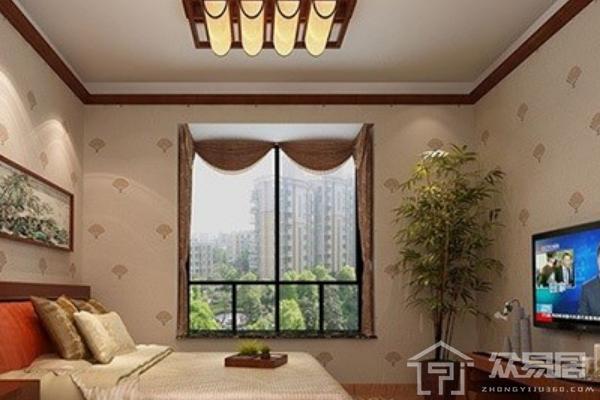 2019中式飘窗设计效果图 五款古典韵味中式飘窗设计实例