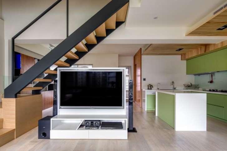 电视墙隔断装修效果图大全 2019最新电视墙隔断设计案例
