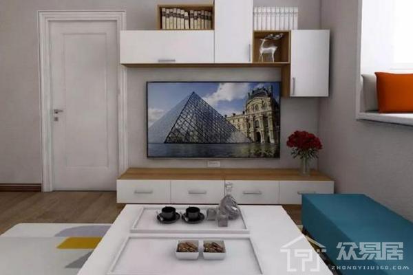 2019电视墙组合柜图片大全 电视墙组合柜怎么设计好看