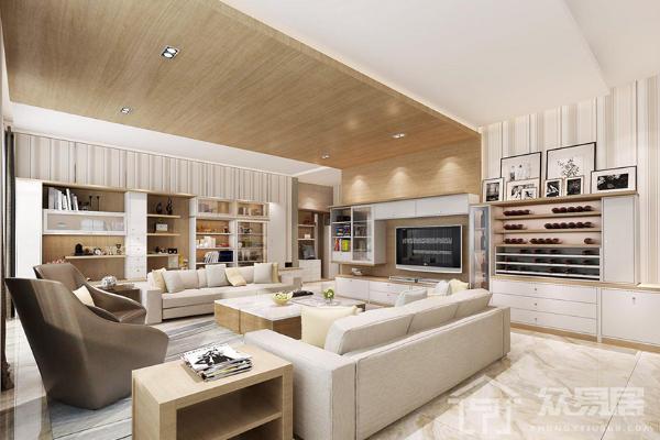 2019客厅大理石地面效果图 5款客厅大理石地面装修案例