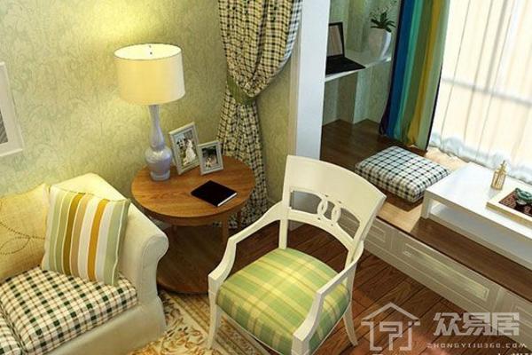 小户型客厅榻榻米沙发效果图 3款小客厅榻榻米沙发设计案例
