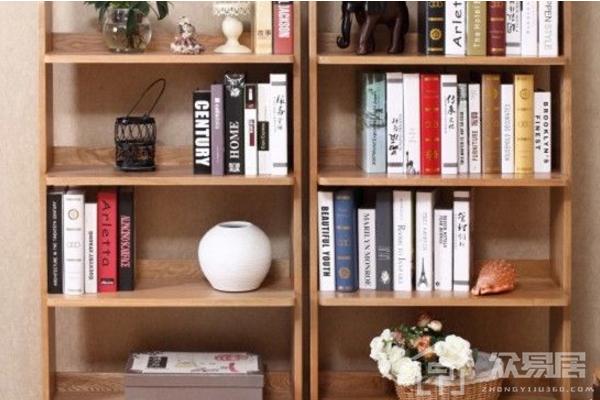 2019书架设计图片大全 家庭书架这样设计书香四溢