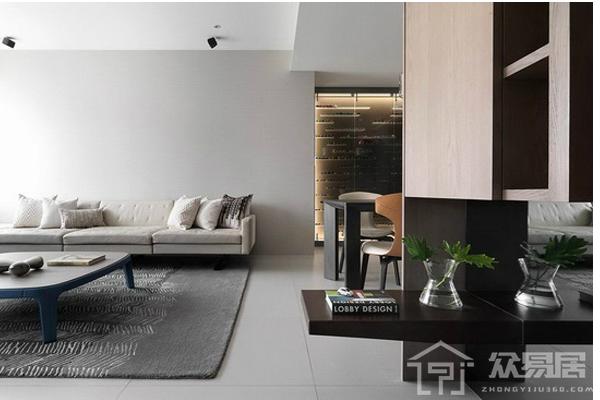 2019木纹家具搭配效果图 年度最新木纹家具搭配案例
