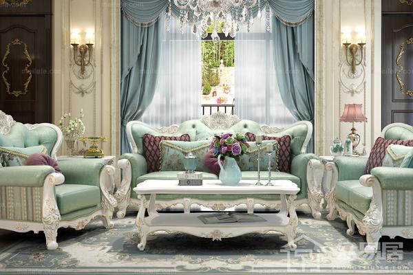 什么牌子的欧式家具好 2019最新十大欧式家具品牌排名