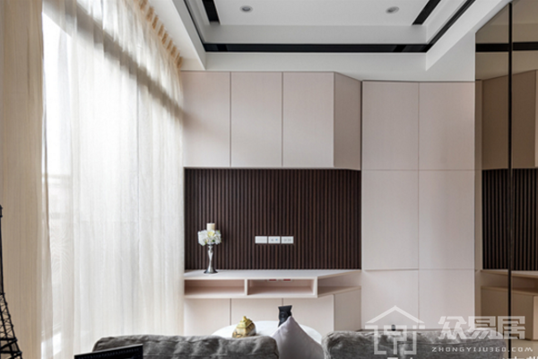 35平一室一厅装修图 年度最美35平一室一厅装修案例