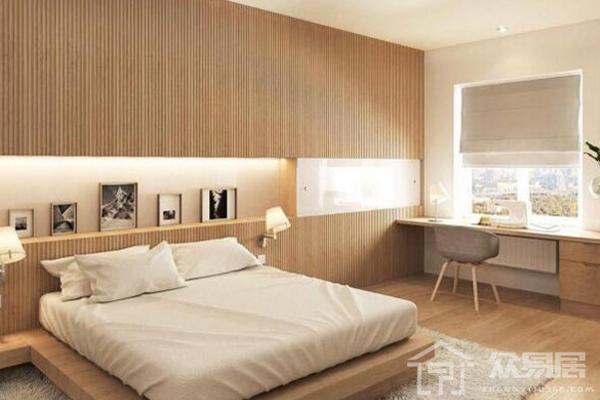 2019木纹壁纸装修效果图 年度超美木纹壁纸装修图片