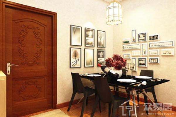 门和家具颜色搭配原则有哪些 门和家具颜色搭配技巧