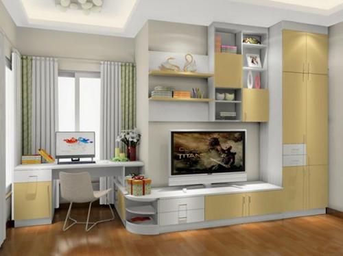 中山主卧衣柜装修效果图 年度最新4款主卧衣柜设计案例图片
