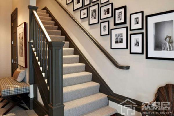 2019中式楼梯装修效果图 4款创意中式楼梯装修案例