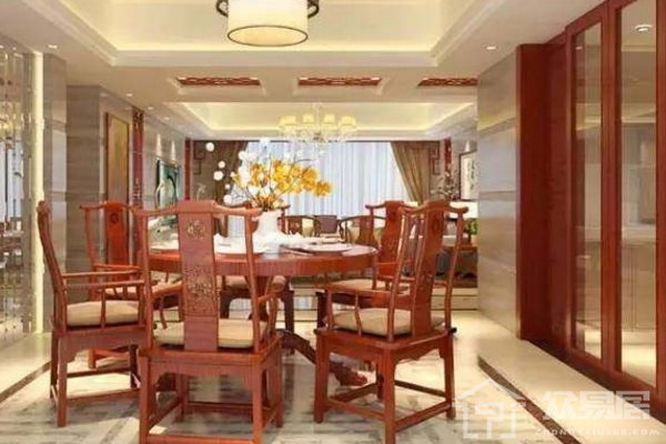 2019中式餐厅装修效果图 5款超有风格中式餐厅装修案例