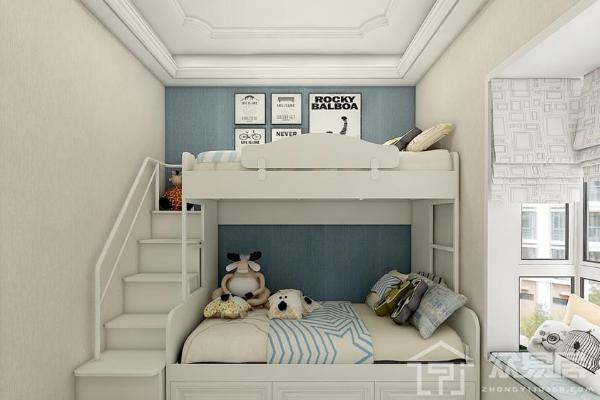 2019两个男孩小卧室装修图 两个男孩小卧室怎么装修好