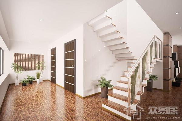 2019楼梯和地板颜色搭配图 楼梯和地板颜色搭配技巧