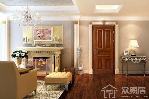 2019木门和地板颜色搭配图 4款木门和地板颜色搭配案例