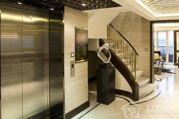 大门对着电梯门的风水禁忌 大门对着电梯门的风水破解方法