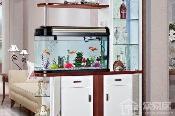 2019带鱼缸的玄关鞋柜图片 4款带鱼缸的玄关鞋柜装修案例
