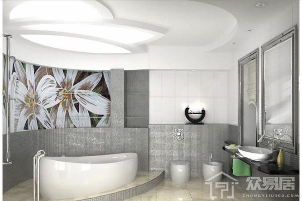 2019小浴室装修效果图大全 小浴室怎么装修更加宽敞
