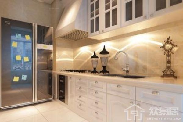 2019简欧风格的厨房装修技巧 简欧风格的厨房装修要点