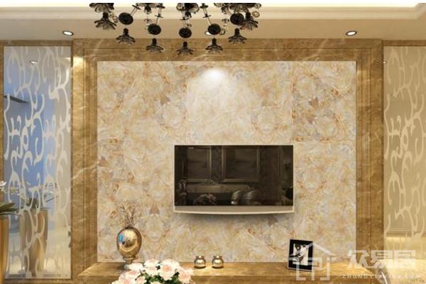 2019石材电视墙效果图大全 石材电视墙怎么装修高端大气