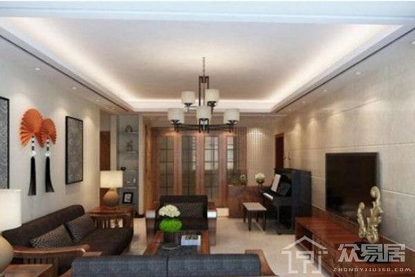 佛山简约新中式装修效果图 打造不一样的中式风情家居