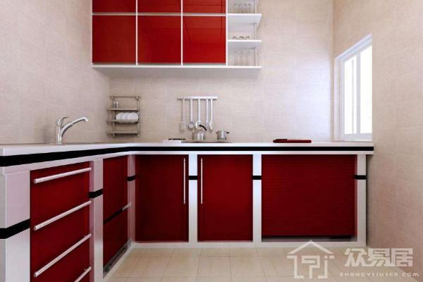 4平米小厨房如何装修 老师傅教你合理利用小厨房空间